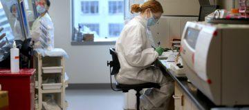 University Of Washington Lab Works On COVID-19 RNA Vaccine