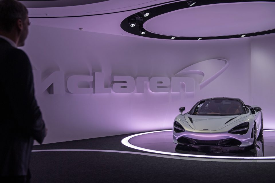 British supercar firm McLaren is mulling a public listing in a bid to raise cash in order to shore up its finances after taking a battering from the coronavirus pandemic.