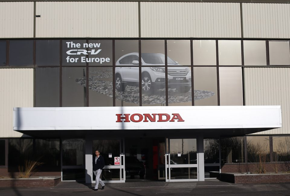 Honda will next week pause car production at its factory in Swindon, the third time it has done so in a little over a month.