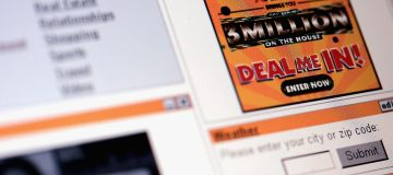 Online gambling sites are increasingly prevalent in the age of the smartphone