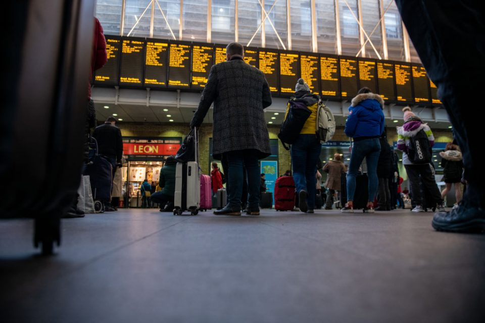 Rail fares will rise above inflation for the first time in eight years next year, although the hike will be delayed until March.
