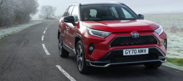 Toyota RAV4 Plug-in review: an expensive way to save money