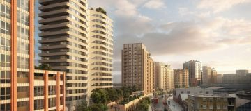 TFL gets go-ahead for 852 new homes in Acton