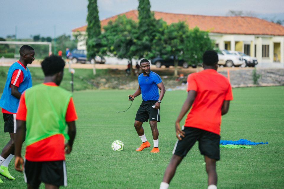 Right to Dream was set up by Tom Vernon in 1999 as a way to give children in Ghana better opportunities and has become one of football's leading academies