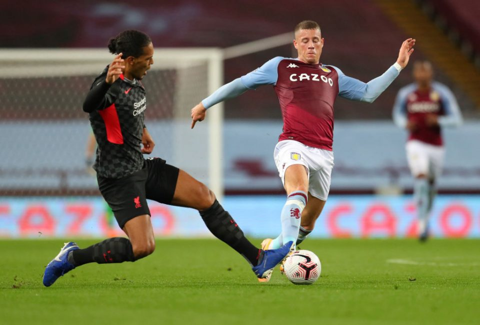Aston Villa's tie with Liverpool is in doubt following a Covid-19 outbreak at the Midlands club