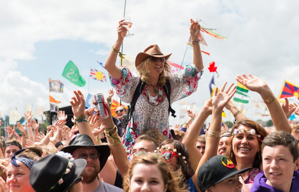 Atmosphere - Glastonbury Festival
