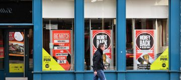 Bookmakers Merger May Cause Shop Losses