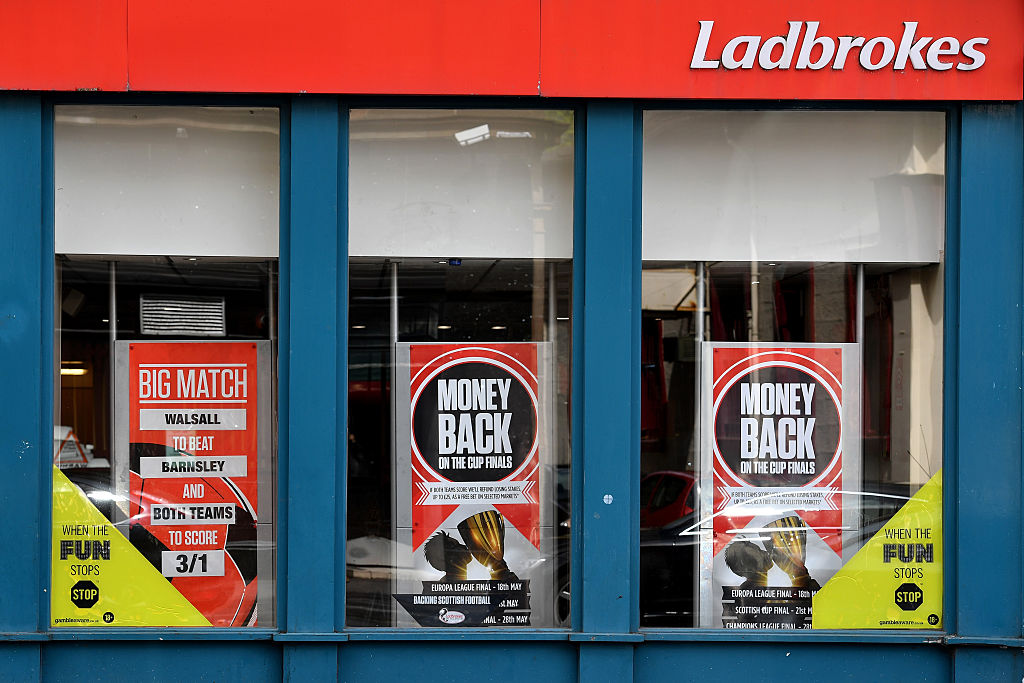 Shares in Ladbrokes owner Entain plunge as MGM pulls takeover offer