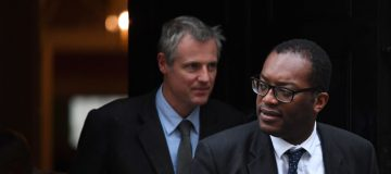 Boris Johnson Calls Cabinet Meeting Over Election Split