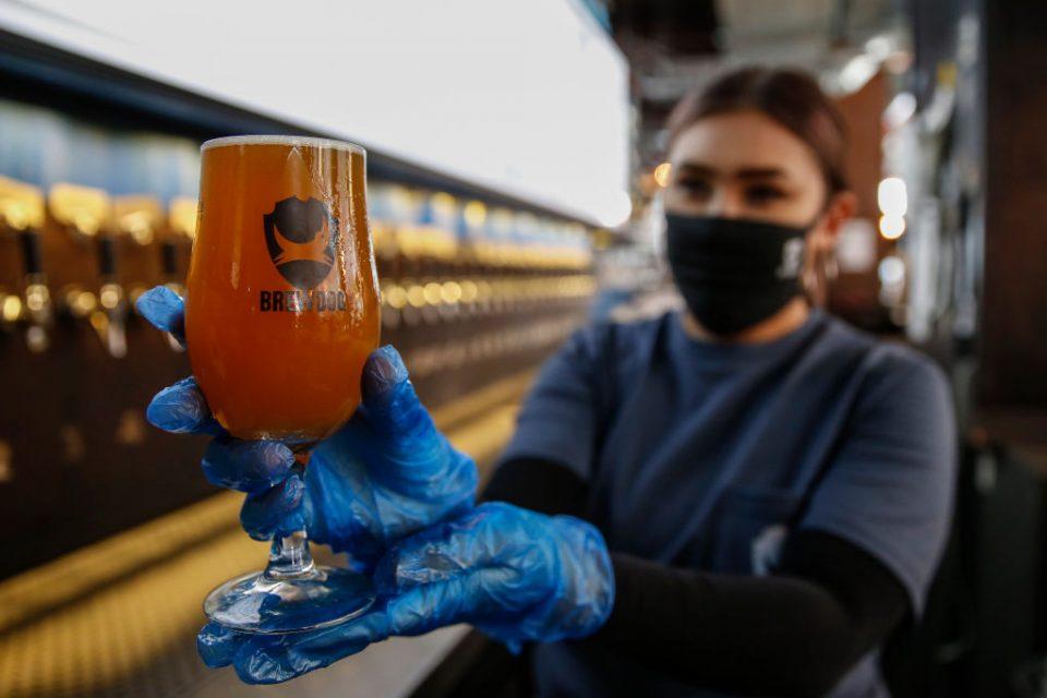 Brewdog Prepare Pubs For Super Saturday Opening