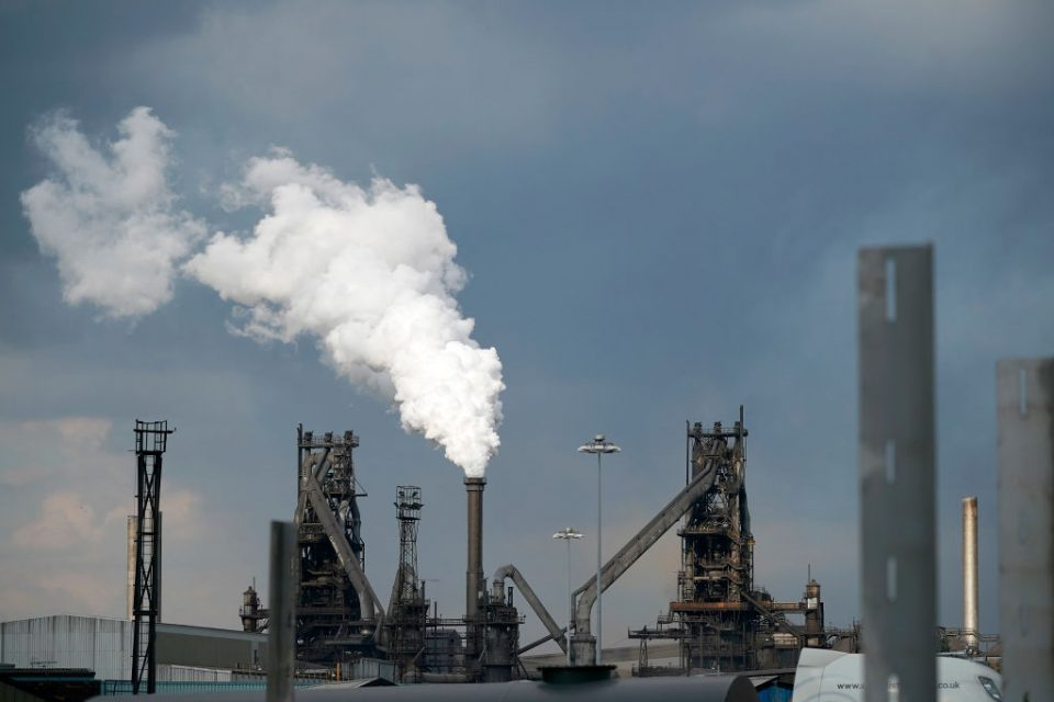 British Steel Declares Insolvency As Rescue Talks Collapse