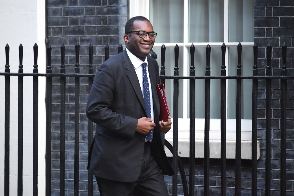 Kwarteng confirms UK review into scrapping EU workers' rights laws