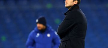Frank Lampard enjoyed a good first season in charge at Chelsea but results have slipped recently