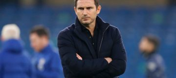 Chelsea manager Frank Lampard is under fire following a bad recent run of results