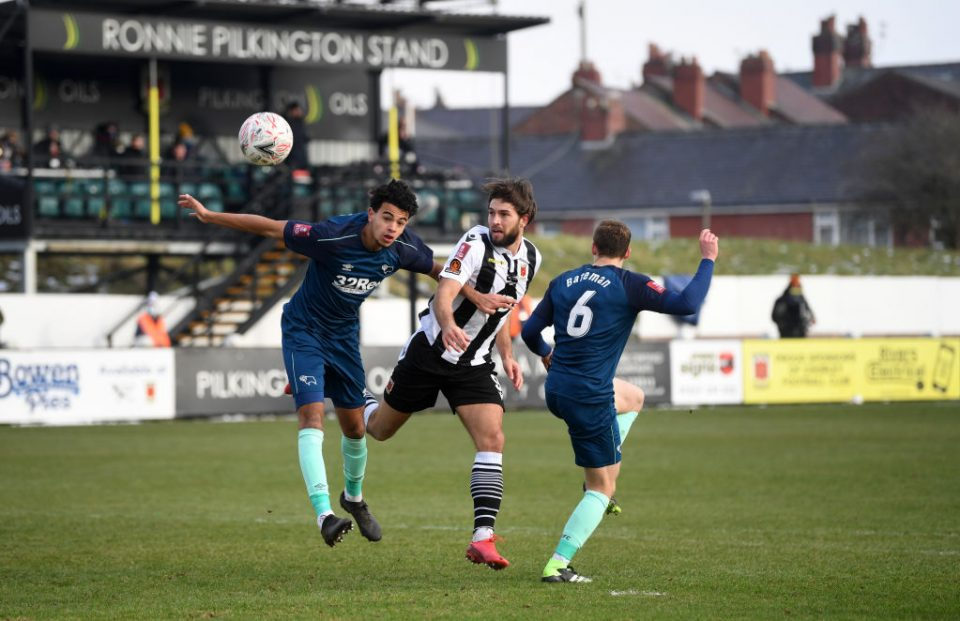 Chorley, who play in English football's sixth tier, have already made £250,000 from their run to the fourth round of the FA Cup