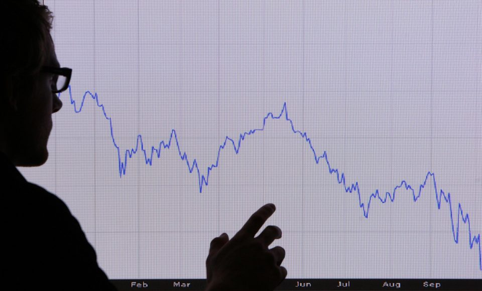 Doubts Over Government Economic Plans Hit Banking Shares