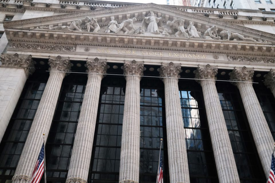 Dow Jones Industrial Average Passes 30,000 For The First Time