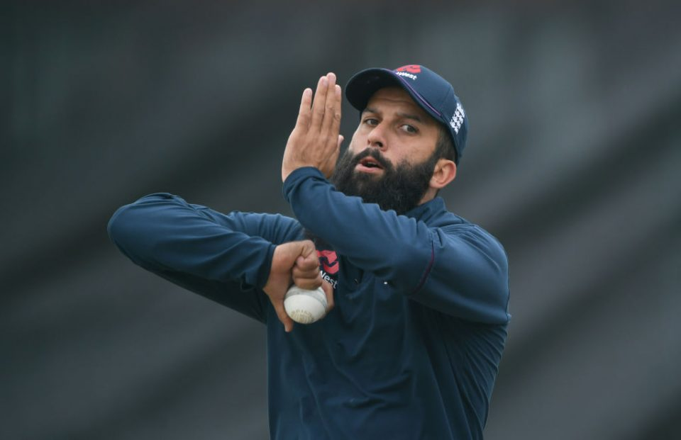 England all-rounder Moeen Ali tested positive following the team's arrival in Sri Lanka yesterday for a two-Test tour
