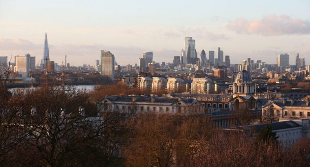 Innovation is why London is ahead of New York as world's financial capital