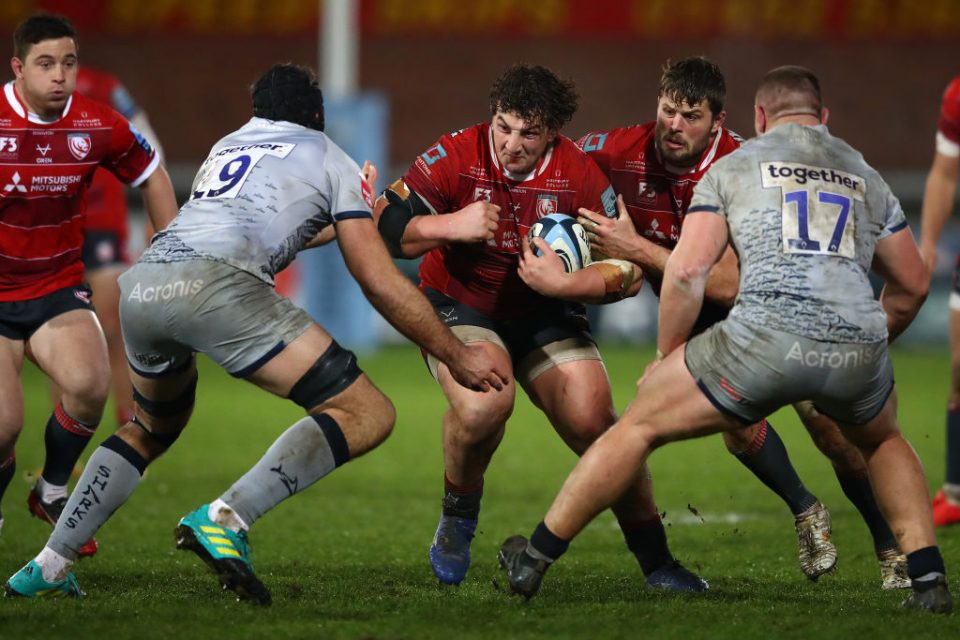 Gloucester have found the going tough so far this season and sit bottom after six games, but CEO Lance Bradley insists they are too good to go down