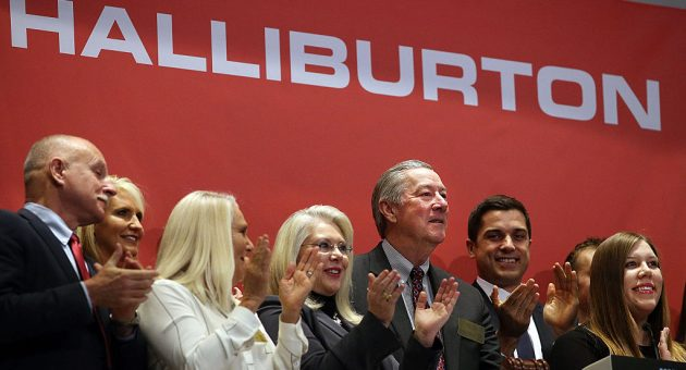 Oil services firm Halliburton profit sinks, but still beats expectations