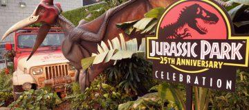 Jurassic Park 25th Anniversary Celebration at Universal Studios Hollywood - Day 1