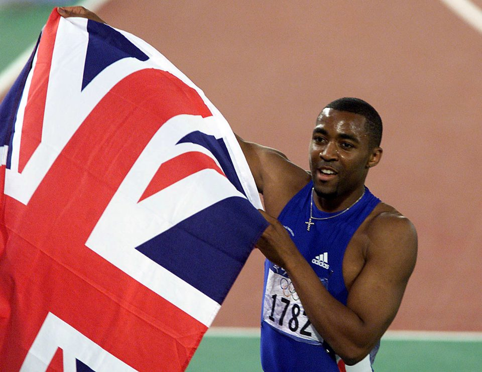 Darren Campbell won Olympic, European and Commonwealth gold medals as one of Britain's most successful and popular track athletes