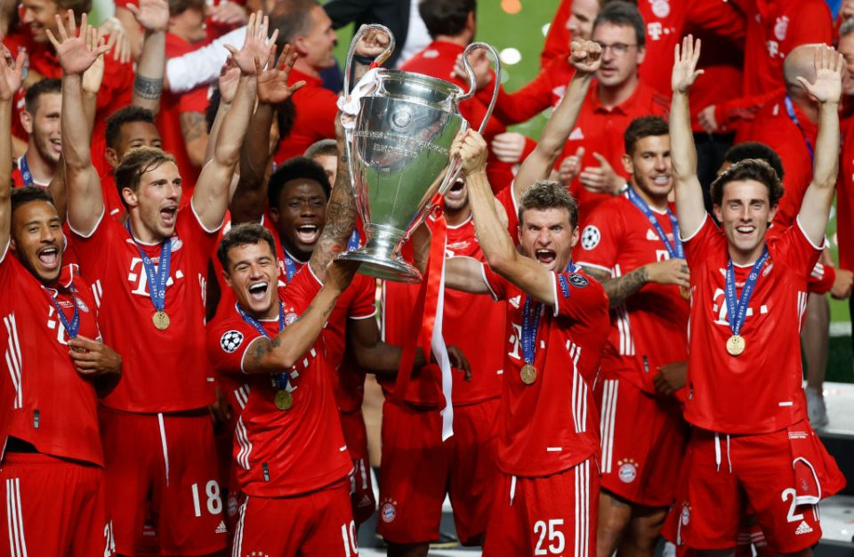 Bayern Munich are among the elite clubs set to see revenue slashed by Covid-19, according to Deloitte's Football Money League report