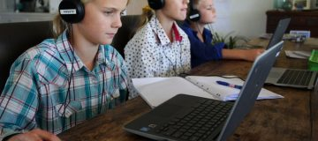 Rural Parents Struggle With Internet Infrastructure As They Home School Children During Coronavirus Lockdown