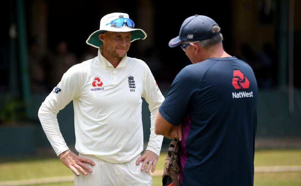 England's cricketers are in Sri Lanka for a two-Test tour