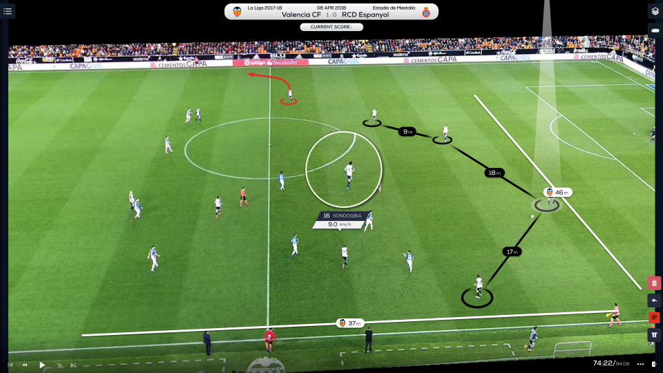 A free version of the software Metrica Sports provides to leading teams has had more than 6,000 downloads in two months