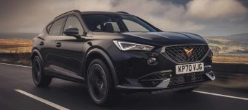 Cupra Formentor review: sporty SUV goes its own way