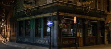 Pubs and restaurants struggle to pay rent due to lockdown restrictions