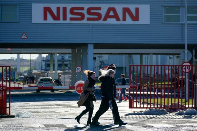 The Brexit Effect On Sunderland As Nissan Ditch X-Trail SUV Production