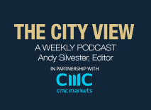 The City View: Chancellor of the Exchequer Rishi Sunak
