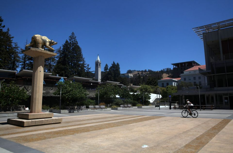 UC Berkeley To Begin Fall Semester With Online-Only Courses