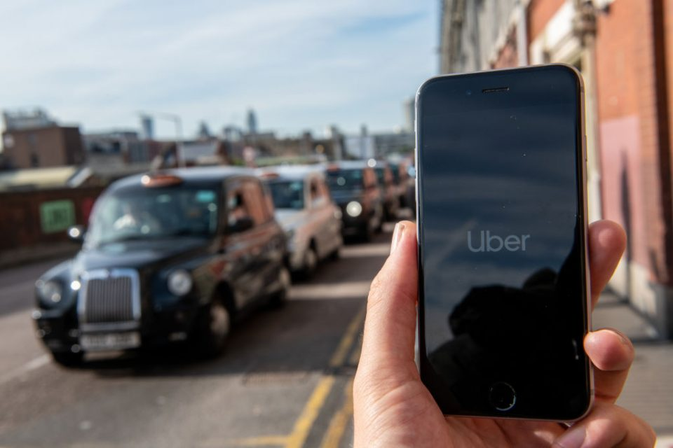 UK Court Rules Uber Can Continue To Operate In London