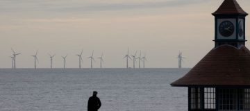 UK Pushes Wind Energy In Pursuit Of 'Net Zero' Emissions