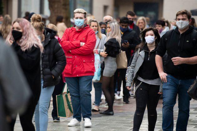 Wales Ends 'Firebreak' Lockdown