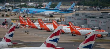 MPs join calls for support for aviation industry as new restrictions begin