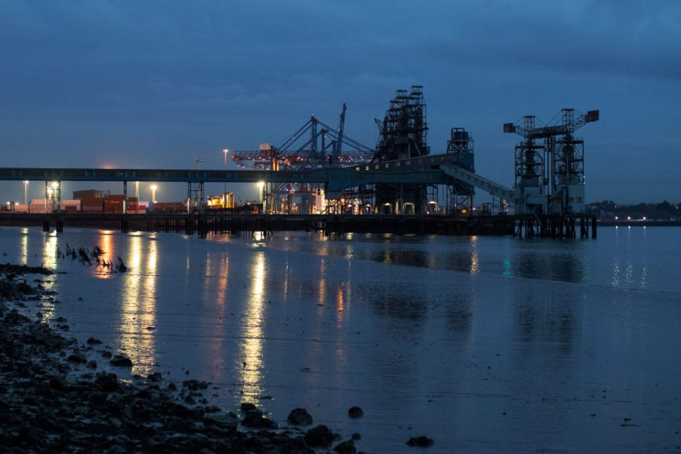 A proposal to develop a new freeport zone on the Thames Estuary has been bolstered today by the proposed inclusion of the 700-acre Thames Enterprise Park.