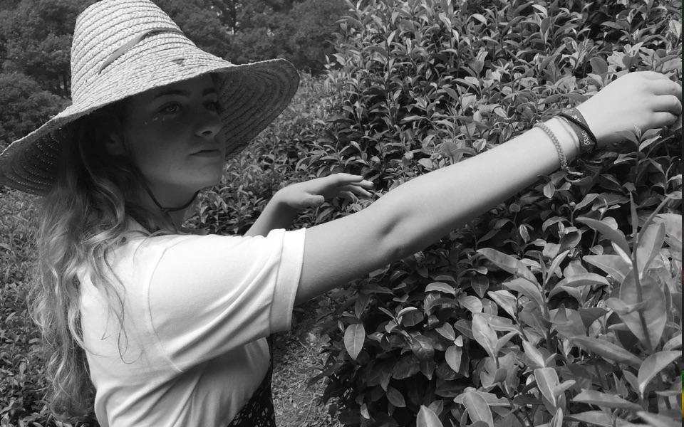 Katy Spalter, founder of loose leaf tea business K-T
