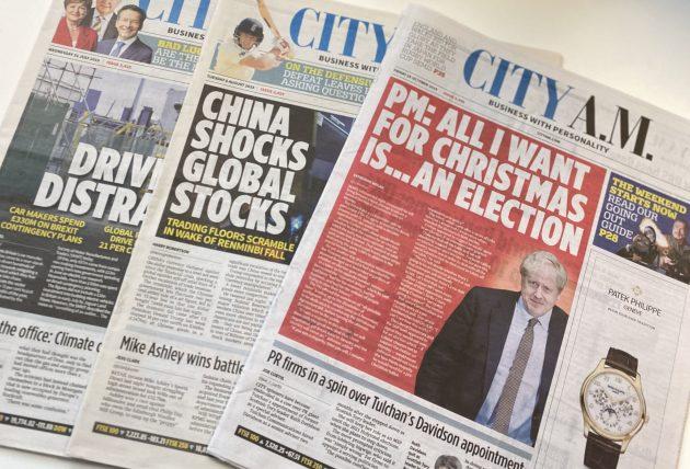 Newspaper/