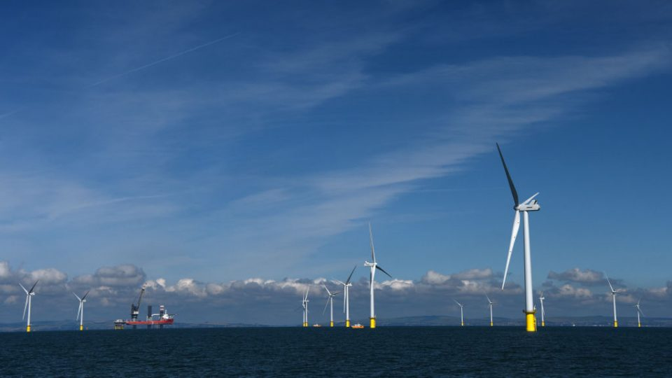 Renewable energy sources surpassed fossil fuel energy production in the UK for the first time ever in 2020, led by wind power generation.