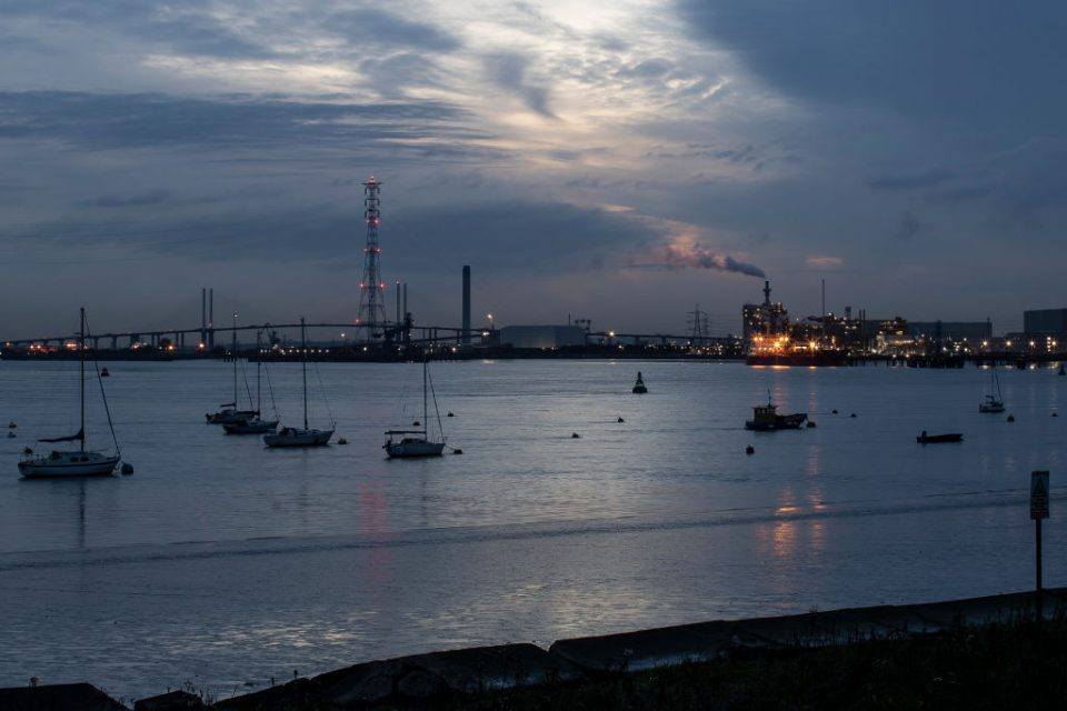 Budget 2021: Thames Estuary one of eight new freeports