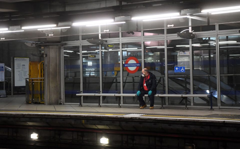 There were 200,000 journeys made on the London Underground on the first morning of the latest national lockdown, figures from Transport for London (TfL) showed today.