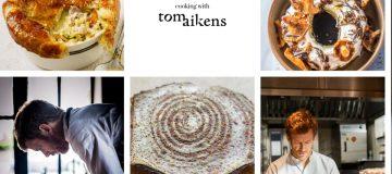 Tom Aikens masterclass