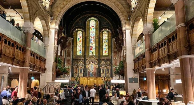 Mercato Metropolitano to open three London street food markets this year