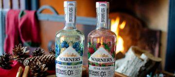 Warner's no alcohol spirits