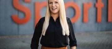 England Netball chief executive Fran Connolly